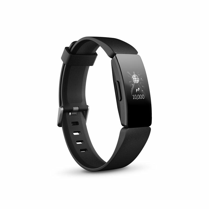 フィットビット Fitbit スマートウォッチ FB413BKBK-FRCJK ユニセックス Inspire HR ブラック