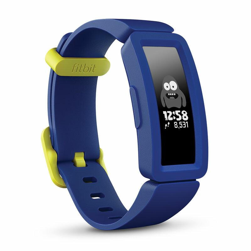 フィットビット Fitbit スマートウォッチ FB414BKBU-FRCJK ユニセックス(6歳以上子ども向け) Ace 2 ブルー