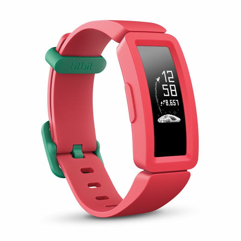 フィットビット Fitbit スマートウォッチ FB414BKPK-FRCJK ユニセックス(6歳以上子ども向け) Ace 2 ピンク