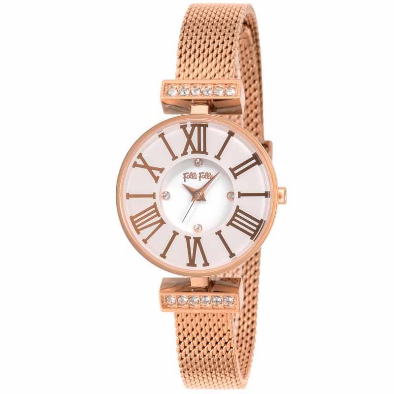 フォリフォリ Folli Follie 腕時計 ダイナスティ WF15B028BSM