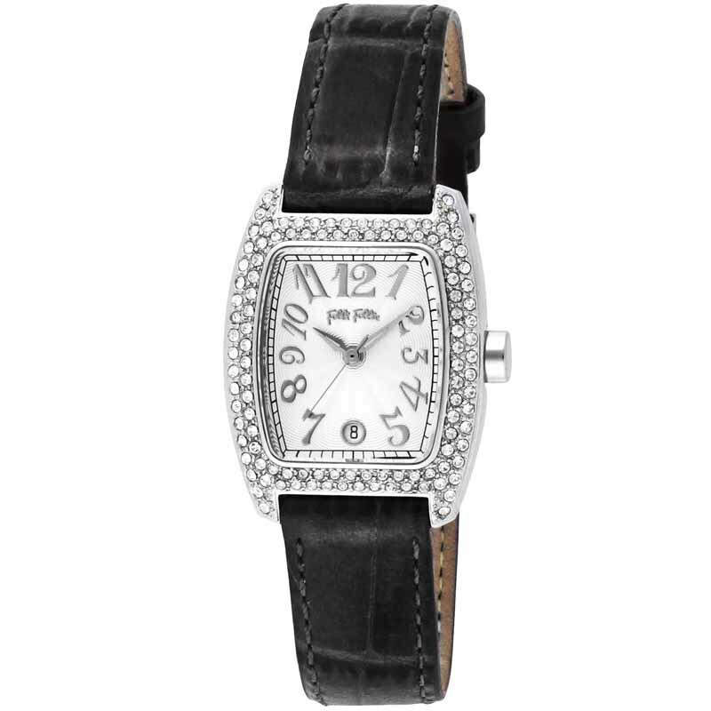 フォリフォリ Folli Follie レディース 腕時計 S922 S922ZISLVBLK
