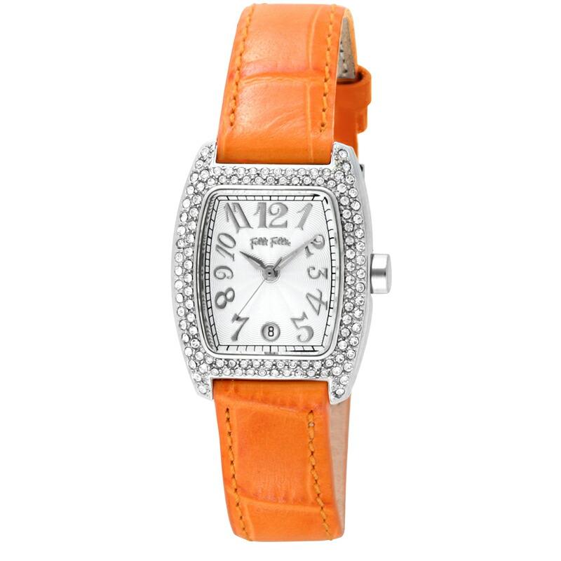 フォリフォリ Folli Follie 腕時計 レディース S922 シルバー S922ZISLV/ORG