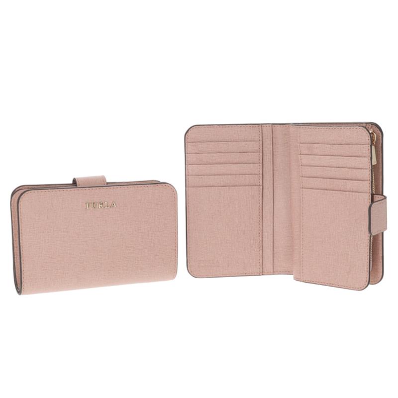 フルラレディース二つ折財布PR85-B306M0BABYLON