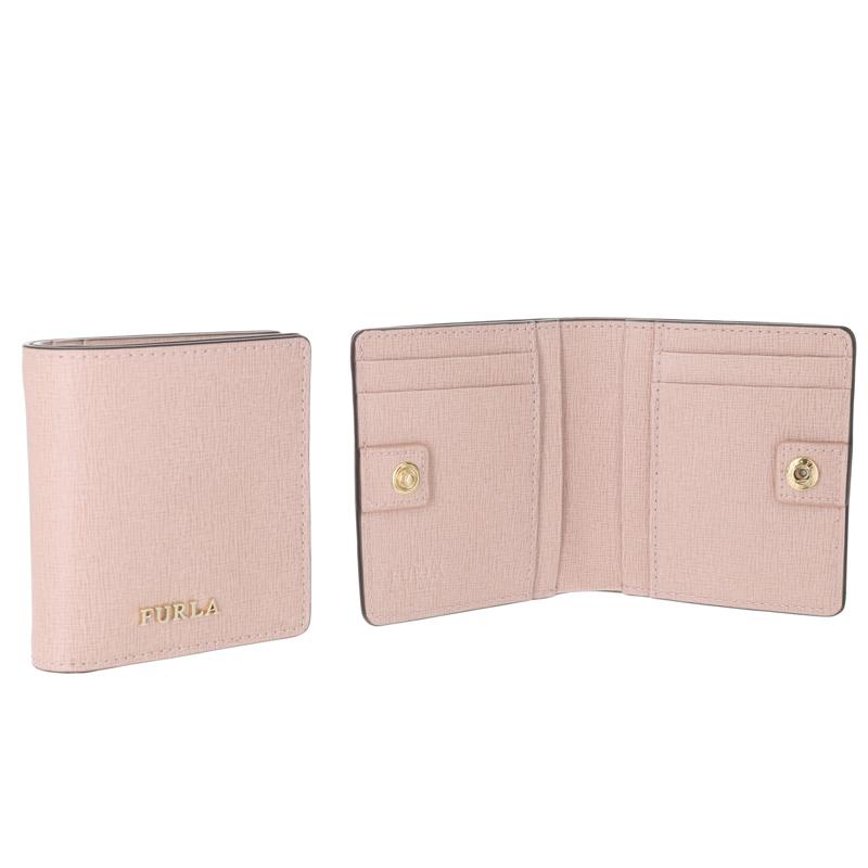 フルラレディース二つ折財布PR74-B306M0BABYLON