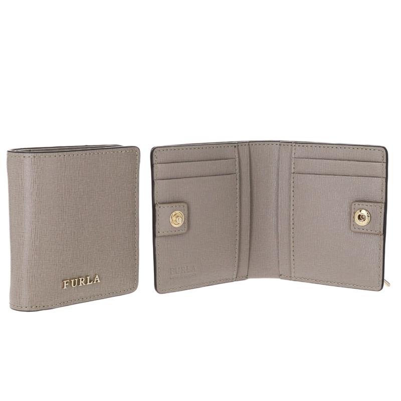 フルラレディース二つ折財布PR74-B30SBBBABYLON