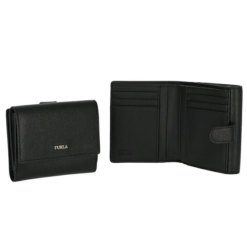 フルラレディース二つ折財布PZ57-B30O60BABYLON