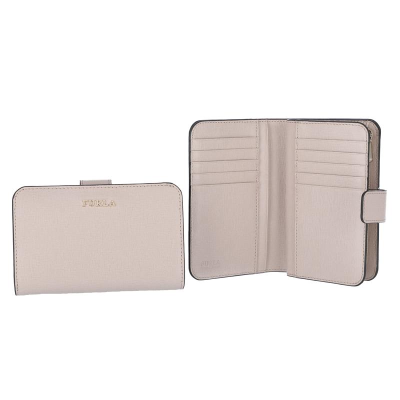 フルラレディース二つ折財布PR85-B30TUKBABYLON