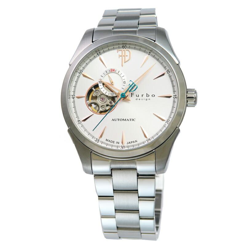フルボ Furbo 腕時計 メンズ F5029SISS シルバー