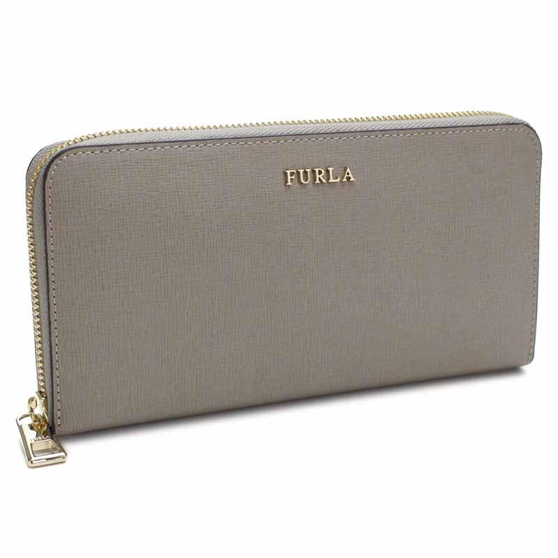 フルラ FURLA 長財布 PR82-B30 SABBIA グレー系