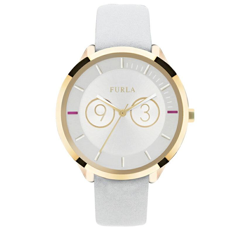 【アウトレット特価】フルラ FURLA レディース 腕時計 R4251102503 メトロポリス ホワイト