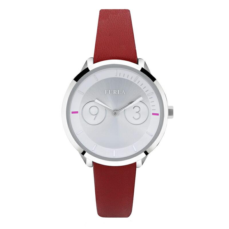 【アウトレット特価】フルラ FURLA レディース 腕時計 R4251102507 メトロポリス シルバー