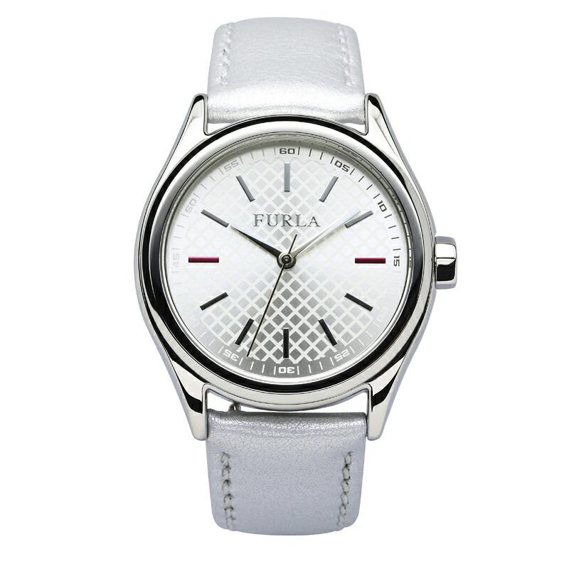 【アウトレット特価】フルラ FURLA レディース 腕時計 R4251101504 エヴァ シルバー