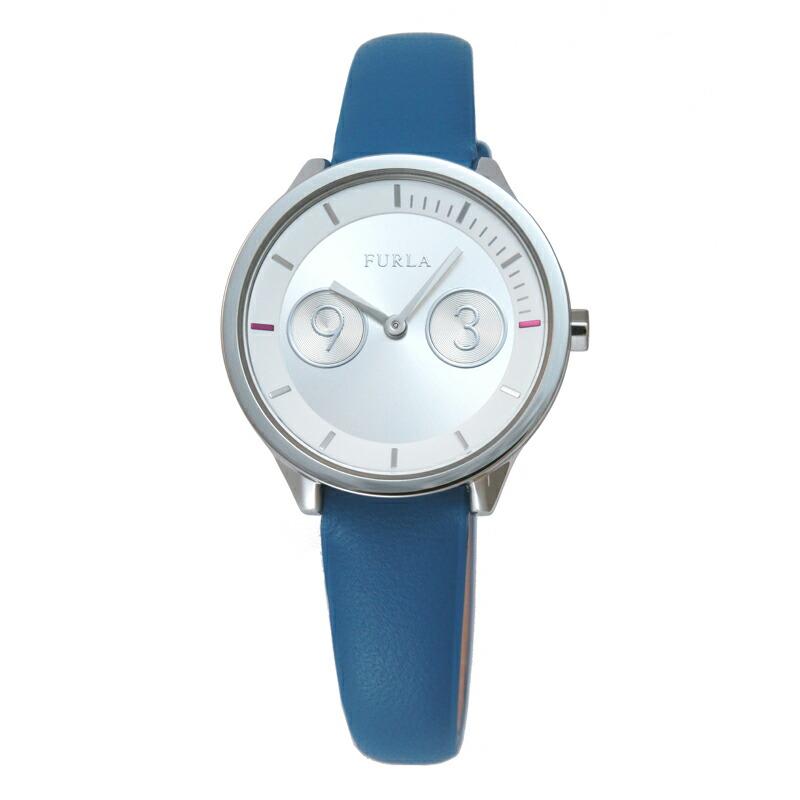 【アウトレット特価】フルラ FURLA レディース 腕時計 R4251102508 メトロポリス シルバー