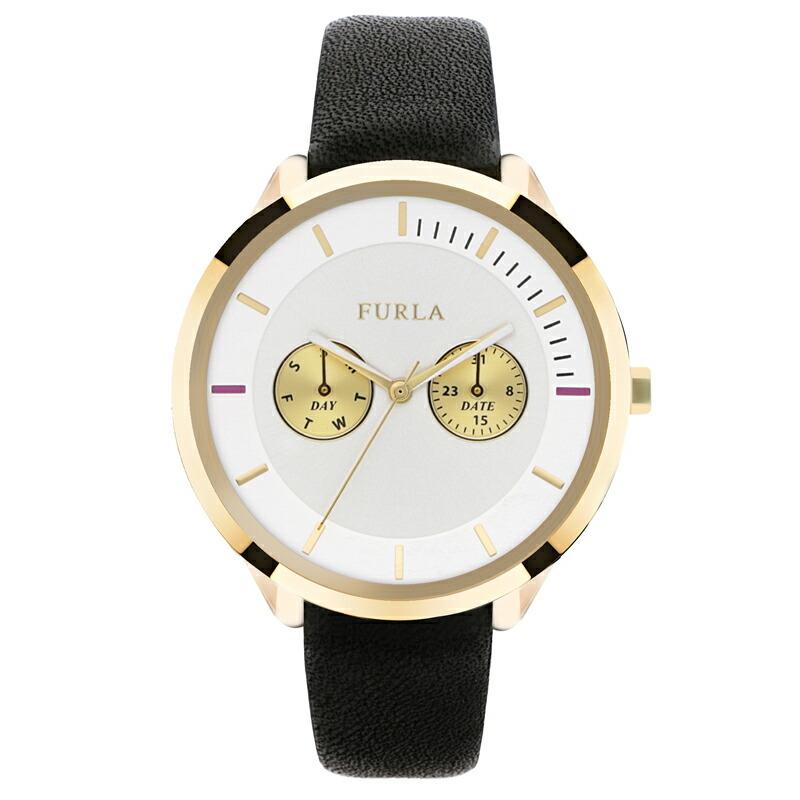 【アウトレット特価】フルラ FURLA レディース 腕時計 R4251102517 メトロポリス ホワイト