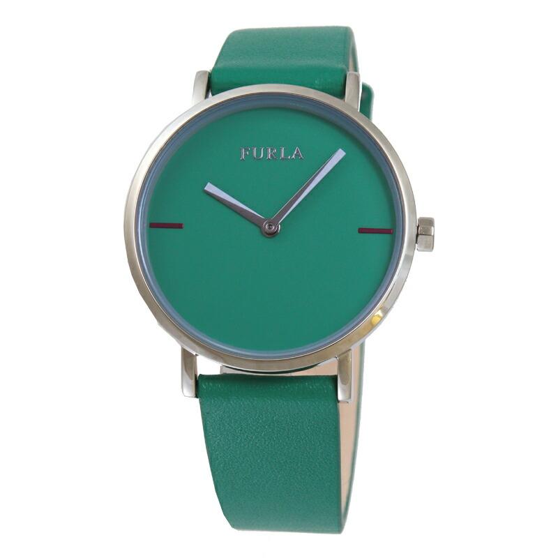 【アウトレット特価】フルラ FURLA 腕時計 レディース R4251113516 グリーン ジャーダ