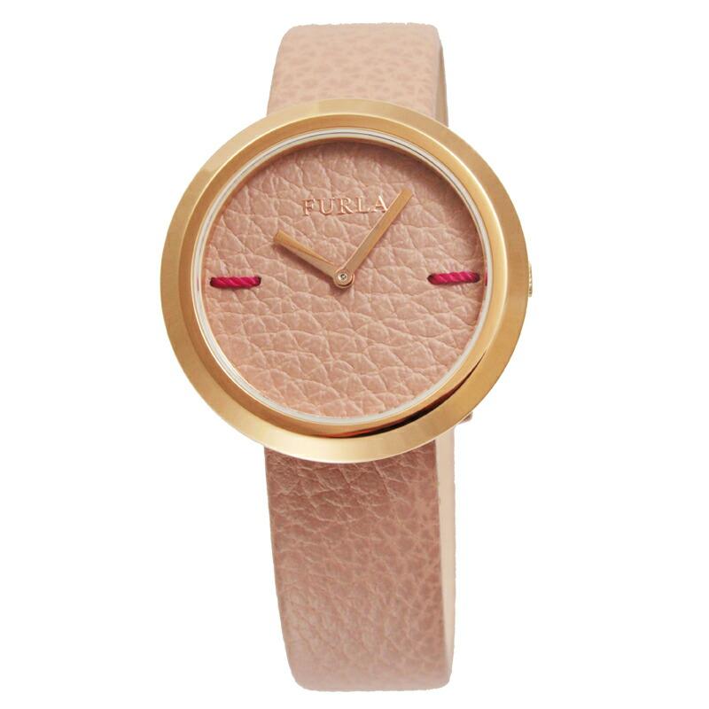 【アウトレット特価】フルラ FURLA レディース 腕時計 R4251110502 マイパイパー ピンク