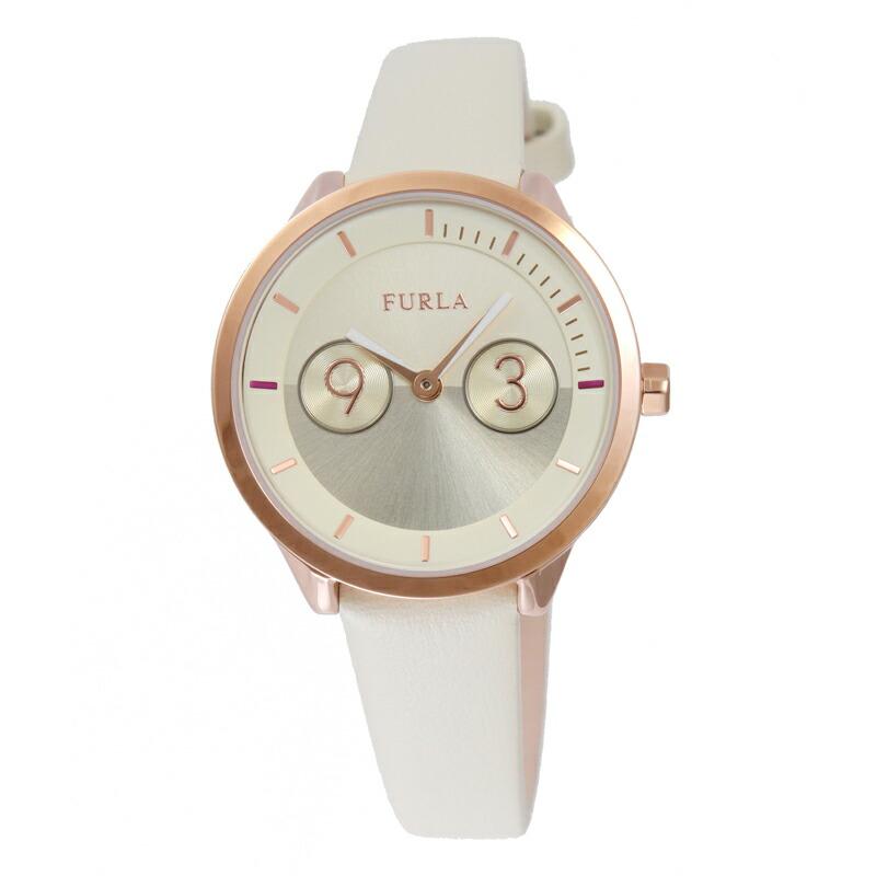 【アウトレット特価】フルラ FURLA 腕時計 レディース R4251102542 シルバー メトロポリス