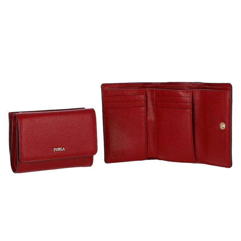 フルラ FURLA 三つ折財布 PR76-B30 CILIEGIA