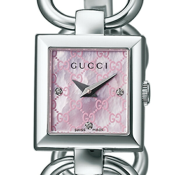 【店内全品送料無料~3/11】グッチ GUCCI 腕時計 トルナヴォー二 ピンクパール YA120518