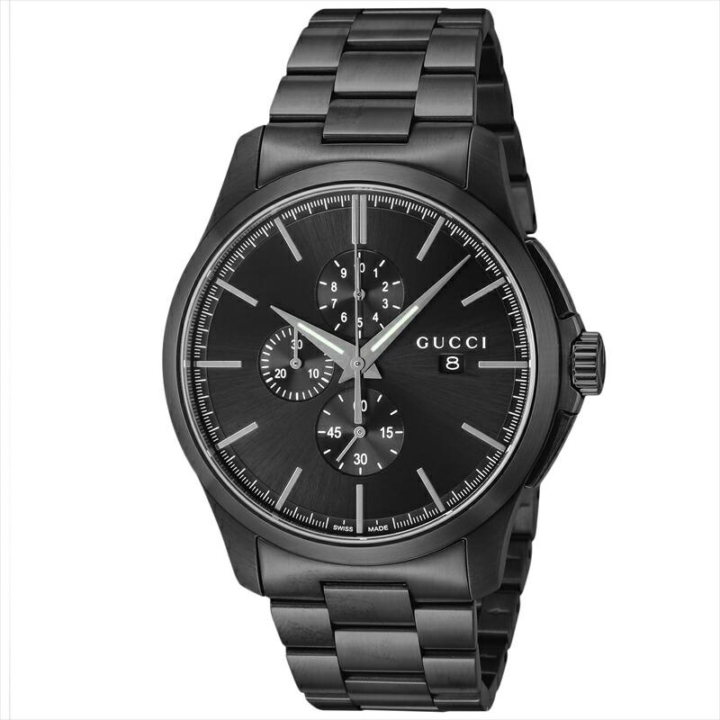 グッチ GUCCI メンズ腕時計 Gタイムレスクロノ YA126274