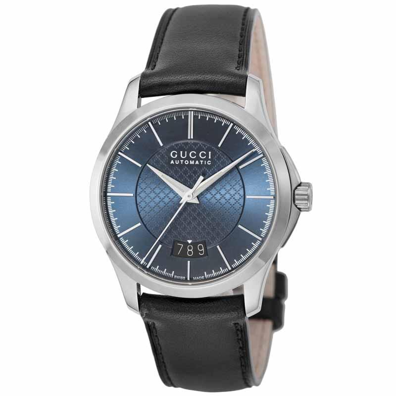 グッチ GUCCI腕時計 Gタイムレス YA126443 ブルー