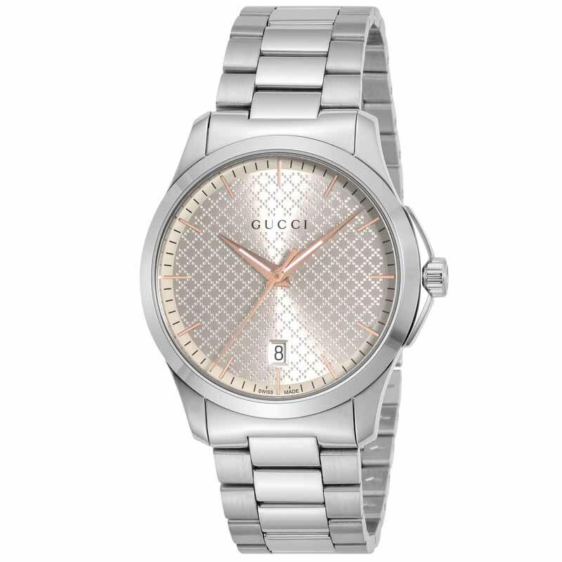 グッチ GUCCI メンズ 腕時計 Gタイムレス YA1264052