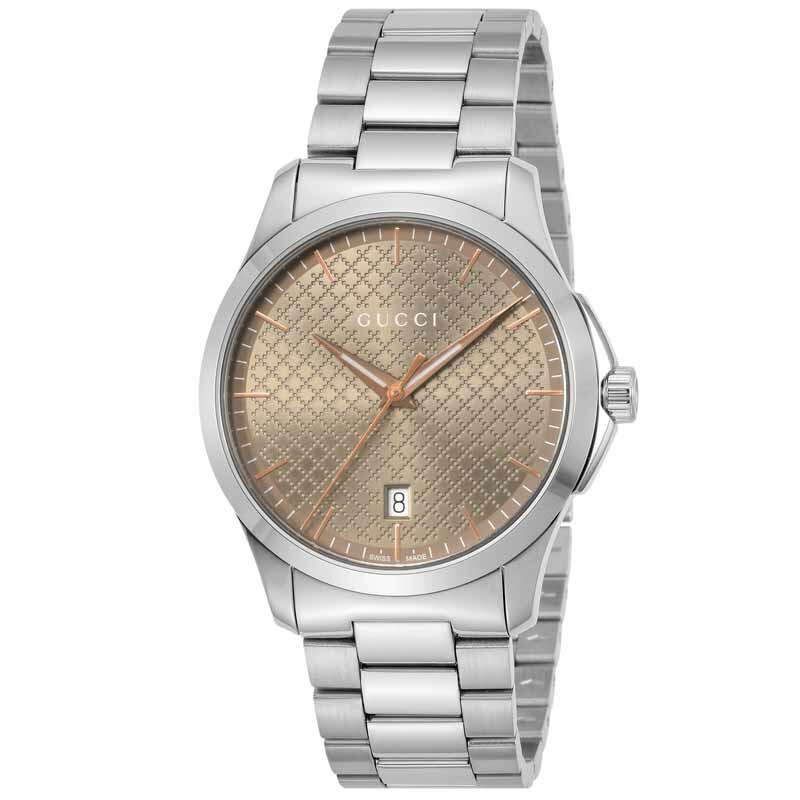 グッチ GUCCI メンズ 腕時計 Gタイムレス YA1264053
