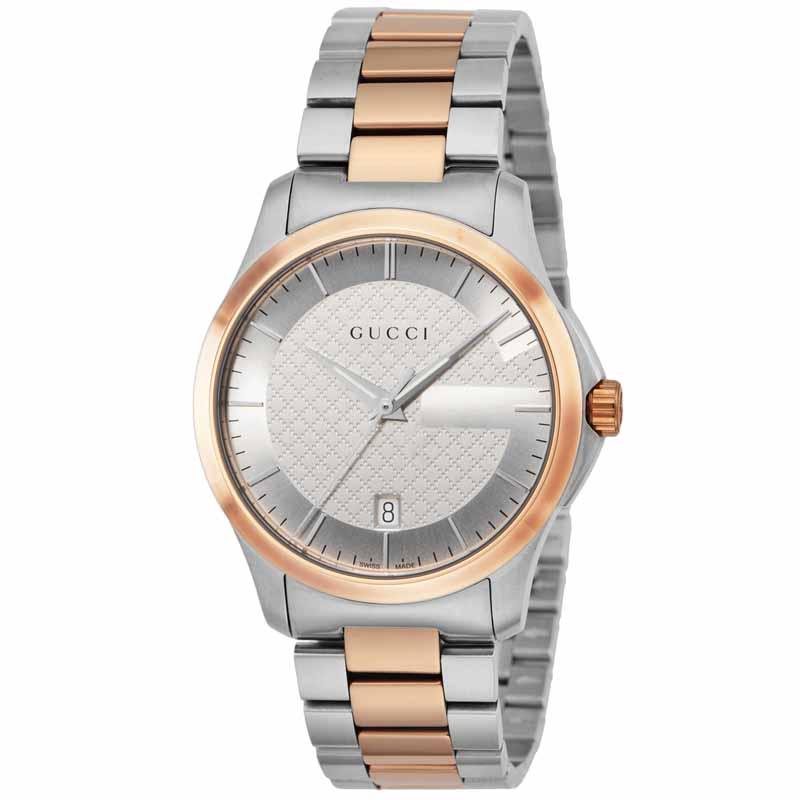 グッチ GUCCI メンズ 腕時計 Gタイムレス YA126447