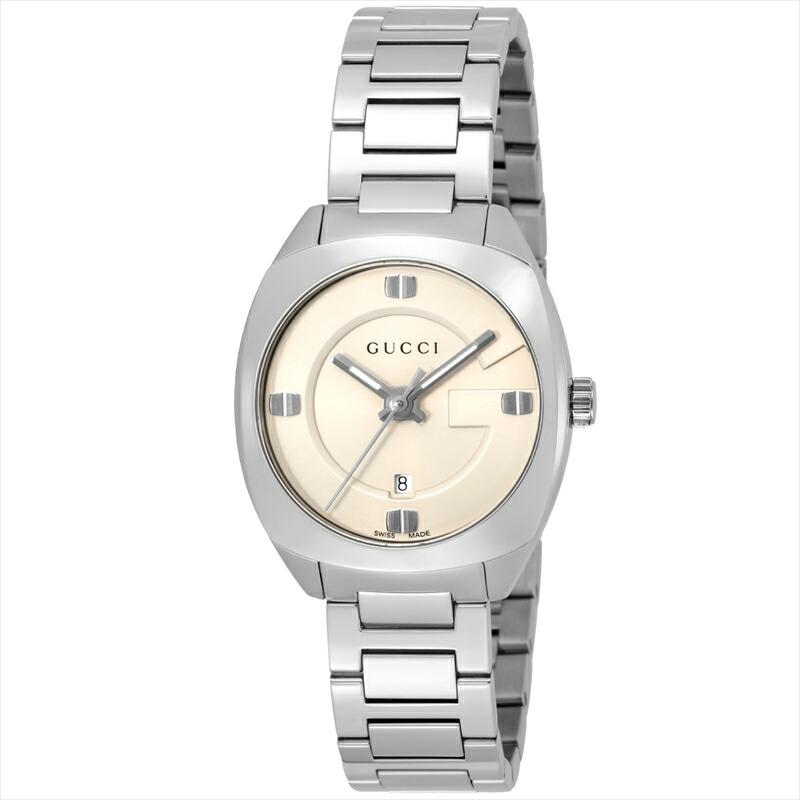 グッチ GUCCI レディース腕時計 GG2570 YA142502 ホワイト