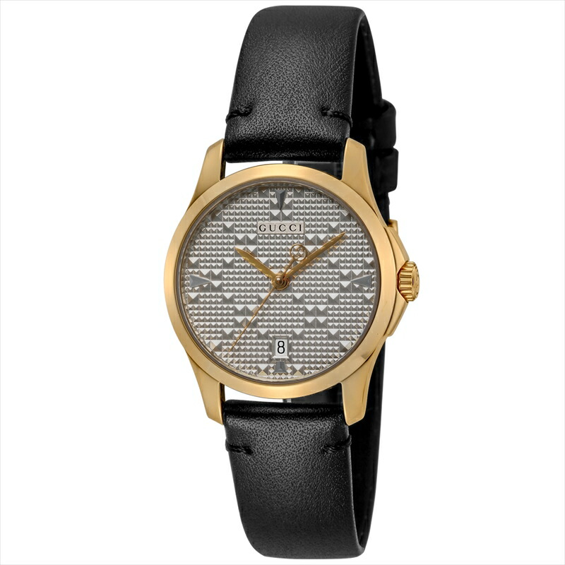 グッチ GUCCI レディース腕時計 Gタイムレス YA126571 シルバー