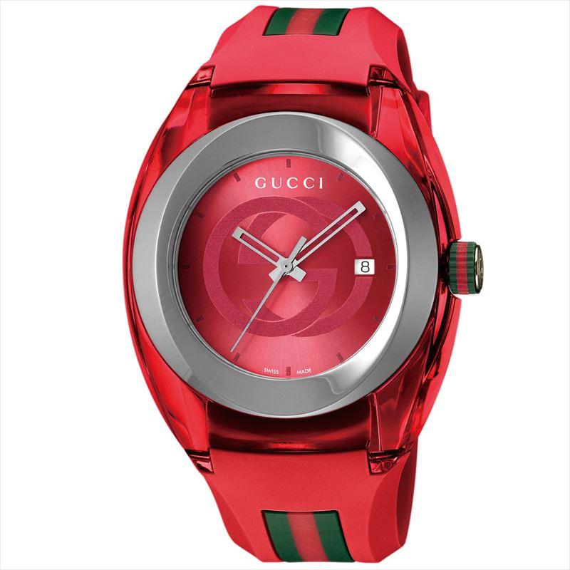 グッチ GUCCI 腕時計 GUCCI SYNC YA137103A