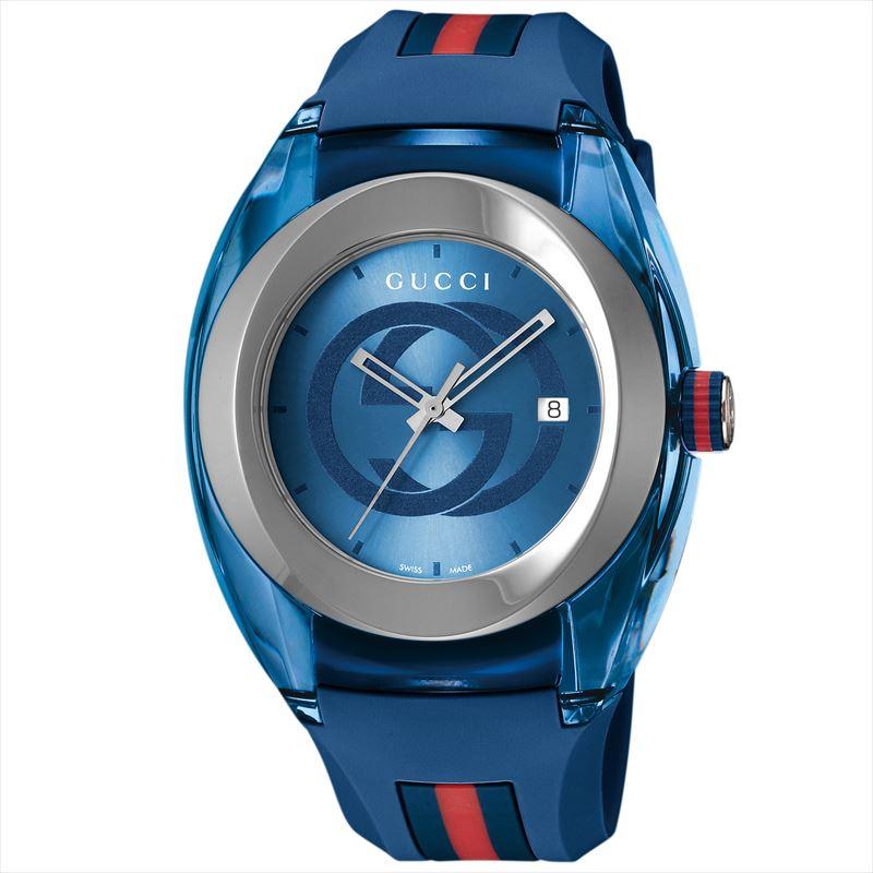 グッチ GUCCI 腕時計 GUCCI SYNC YA137104A