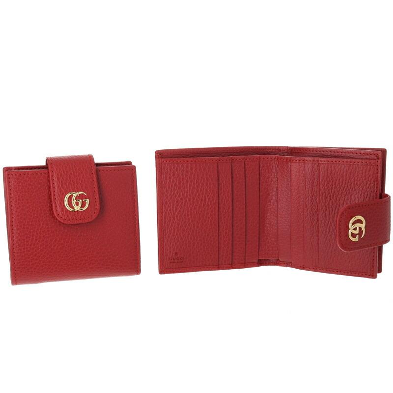 グッチ GUCCI 折財布三つ折り 523193-CAO0G 6433