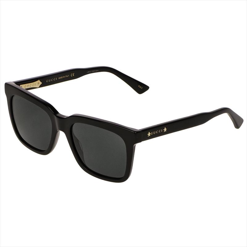 グッチ GUCCI 激安特価品 サングラスGG0267S BLACK-BLACK-GREY 001 限定Special Price