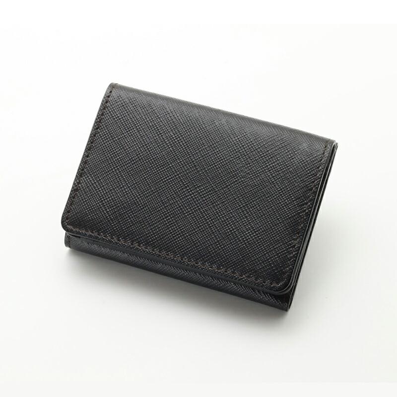 エイチアンドディ H&D ミニ財布 HDK1-15 ダークブラウン