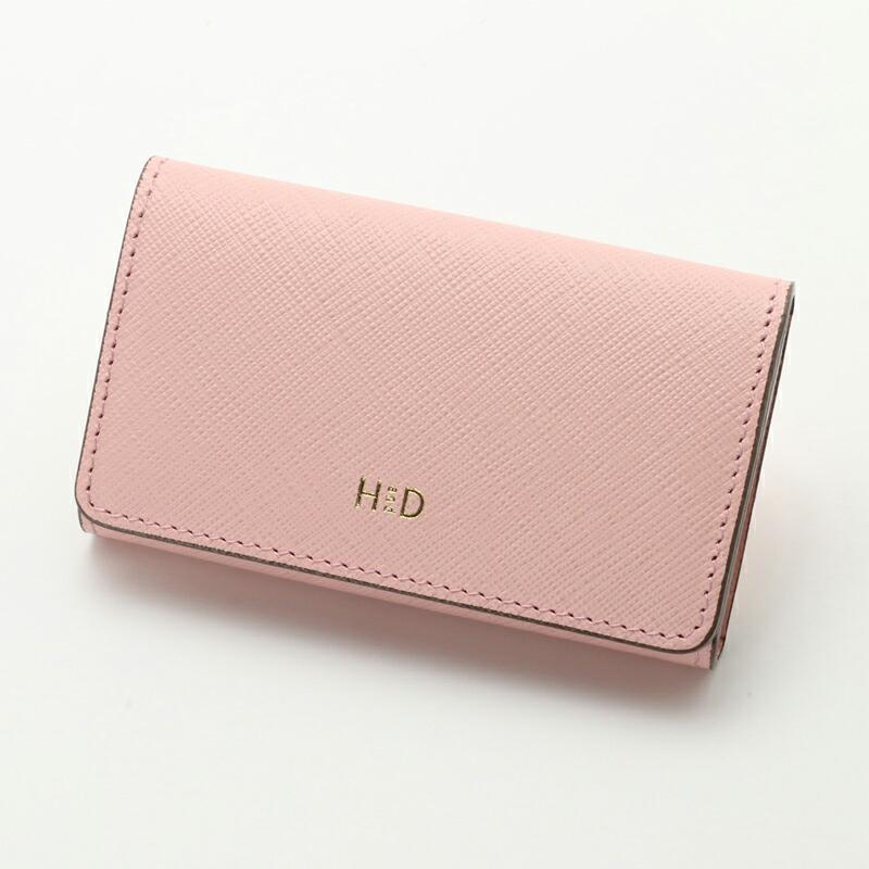 エイチアンドディ H&D キーケース HDK1-6 ピンク