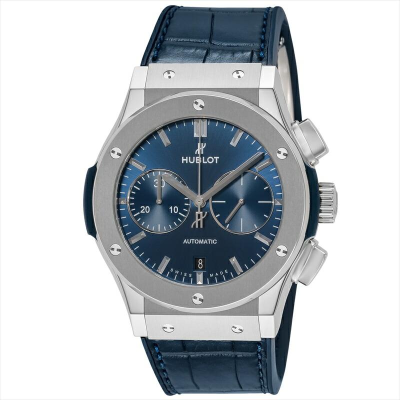 ウブロ HUBLOT 腕時計 メンズ 521.NX.7170.LR クラシック フュージョン