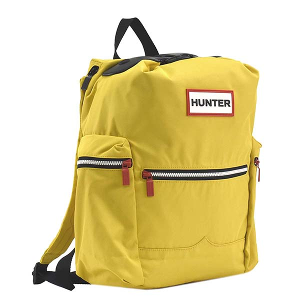ハンター HUNTER バックパック ORIGINAL TOPCLIP BACKPACK ORIGINAL BACKPACK UBB6017ACD YELLOW