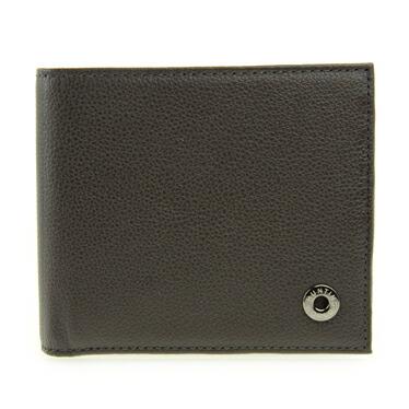 ハンティングワールド HUNTING WORLD 二つ折り財布(小銭入れ付) メンズ 207-372-DBR