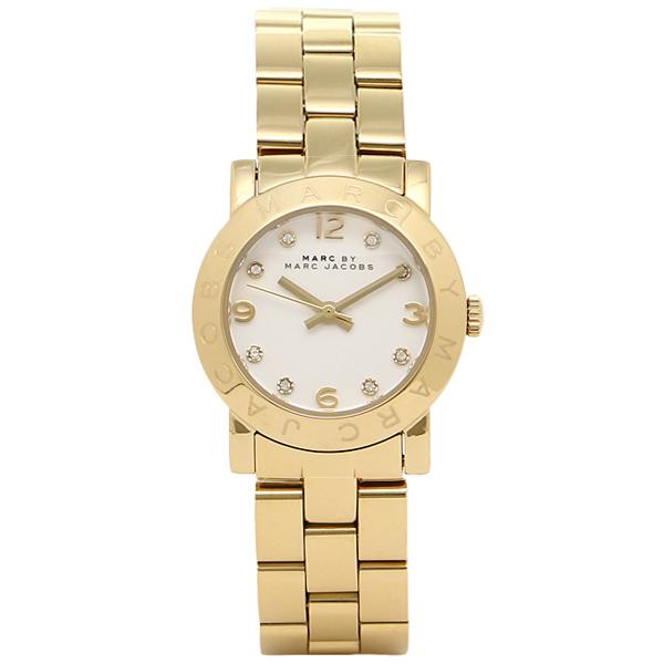 マーク バイ マークジェイコブス MARC BY MARCJACOBS 腕時計 ゴールド MBM3057