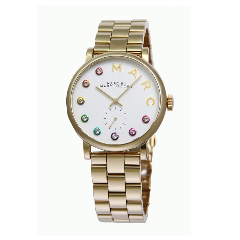 マークバイマークジェイコブス MARC BY MARC JACOBS レディース腕時計 MBM3440 ステンレス