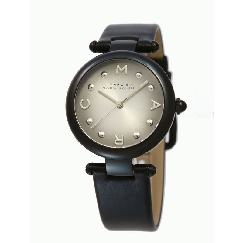 マークバイマークジェイコブス MARC BY MARC JACOBS レディース腕時計 MJ1410 ブラック革