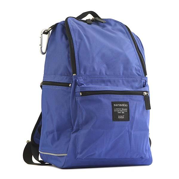 マリメッコ MARIMEKKO バックパック BUDDY ROADIE 46022 BRIGHT BLUE