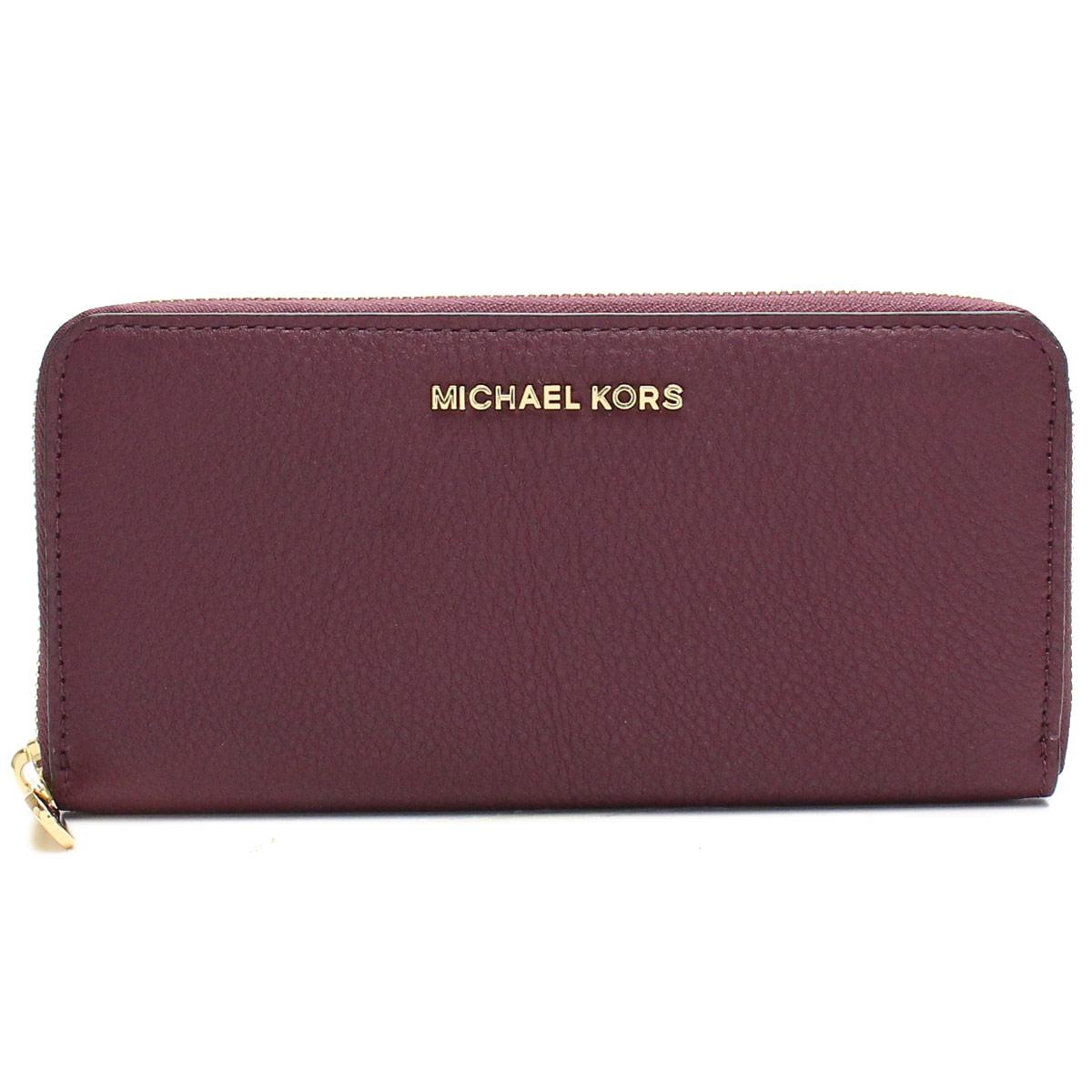 マイケルコース Michael Kors BEDFORD 長財布ラウンドファスナー 32H2MBFE1L 633