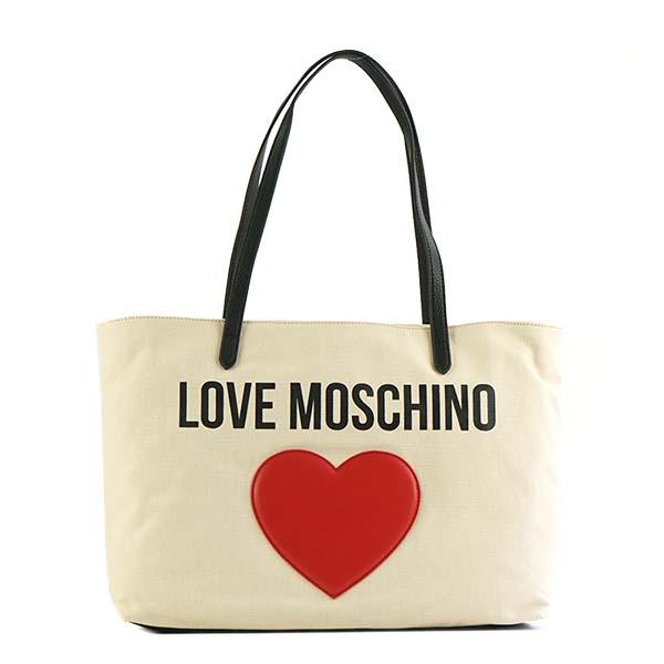 ラブモスキーノ LOVE MOSCHINO ショルダーバッグ 110A LOVE MOSCHINO&HEART JC4136 WT