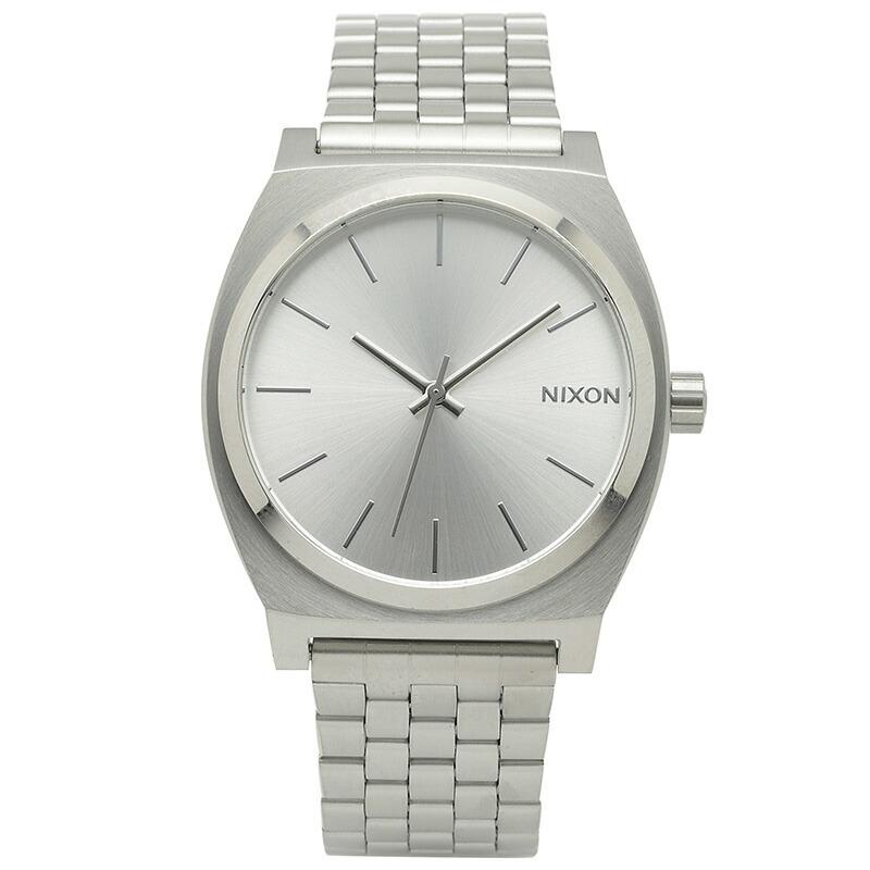 ニクソン NIXON 腕時計 A045-1920 シルバー ステンレス TIME TELLER