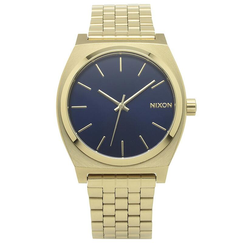 ニクソン NIXON 腕時計 A045-1931 ブラック ステンレス TIME TELLER
