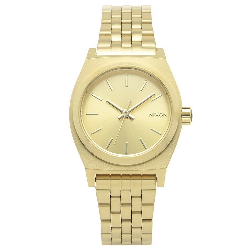 ニクソン NIXON 腕時計 A399-502 ゴールド ステンレス SMALL TIME TELLER