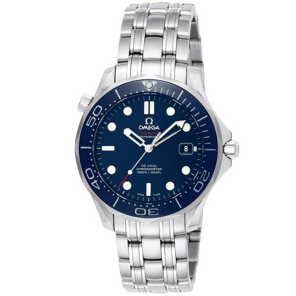 オメガ OMEGA 腕時計 シーマスター 300 メンズ 212.30.41.20.03.001