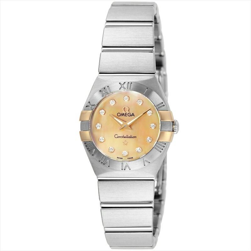 オメガ OMEGA レディース腕時計 123.15.27.60.55.005 コンステレーション ホワイトパール